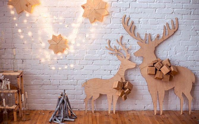 Новий рік без ялинки – як прикрасити будинок? 55