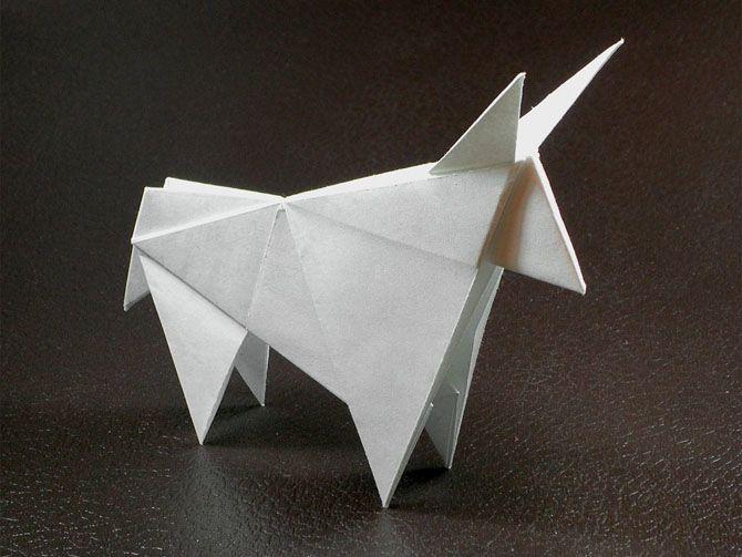 Новогодние оригами: красота своими руками 15