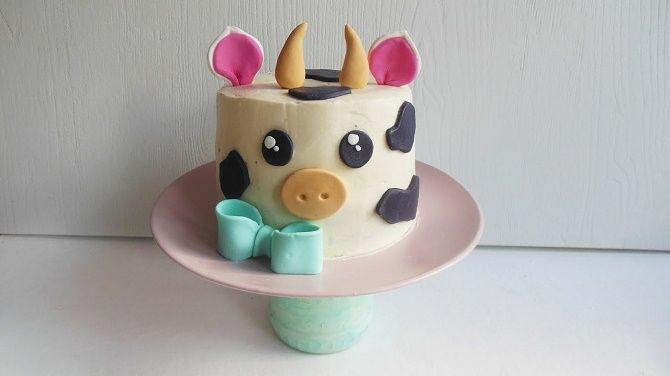 Найкрасивіші і оригінальні торти на Новий рік 2021: як прикрасити ласощі? 17