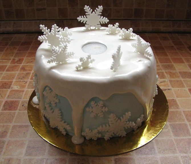 Найкрасивіші і оригінальні торти на Новий рік 2021: як прикрасити ласощі? 21
