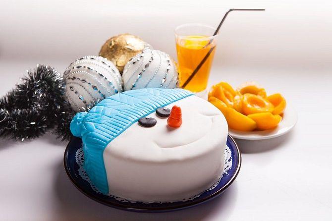 Найкрасивіші і оригінальні торти на Новий рік 2021: як прикрасити ласощі? 24