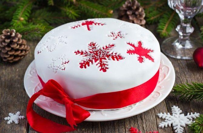 Найкрасивіші і оригінальні торти на Новий рік 2021: як прикрасити ласощі? 30
