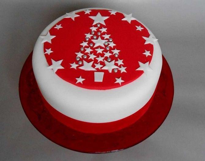 Найкрасивіші і оригінальні торти на Новий рік 2021: як прикрасити ласощі? 32