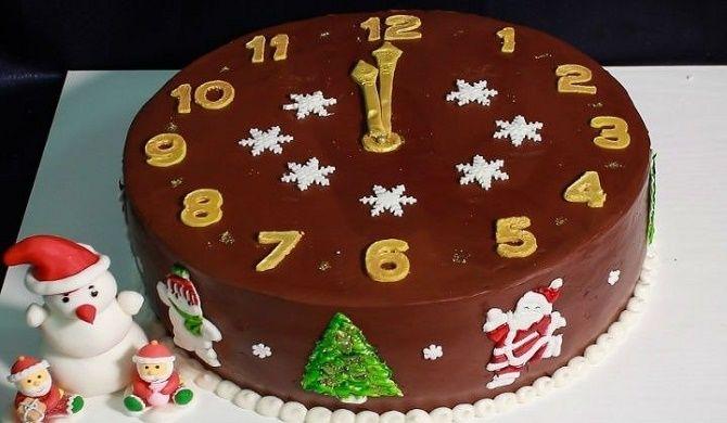 Найкрасивіші і оригінальні торти на Новий рік 2021: як прикрасити ласощі? 4