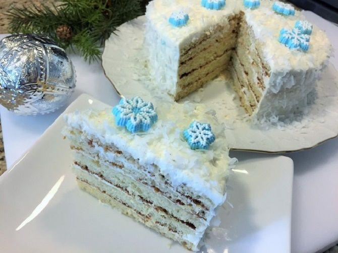 Найкрасивіші і оригінальні торти на Новий рік 2021: як прикрасити ласощі? 37