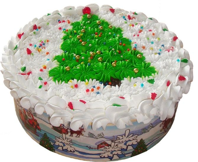 Найкрасивіші і оригінальні торти на Новий рік 2021: як прикрасити ласощі? 39