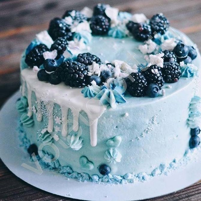 Найкрасивіші і оригінальні торти на Новий рік 2021: як прикрасити ласощі? 42
