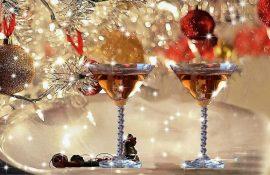 Напитки на новогодний стол — что приготовить?