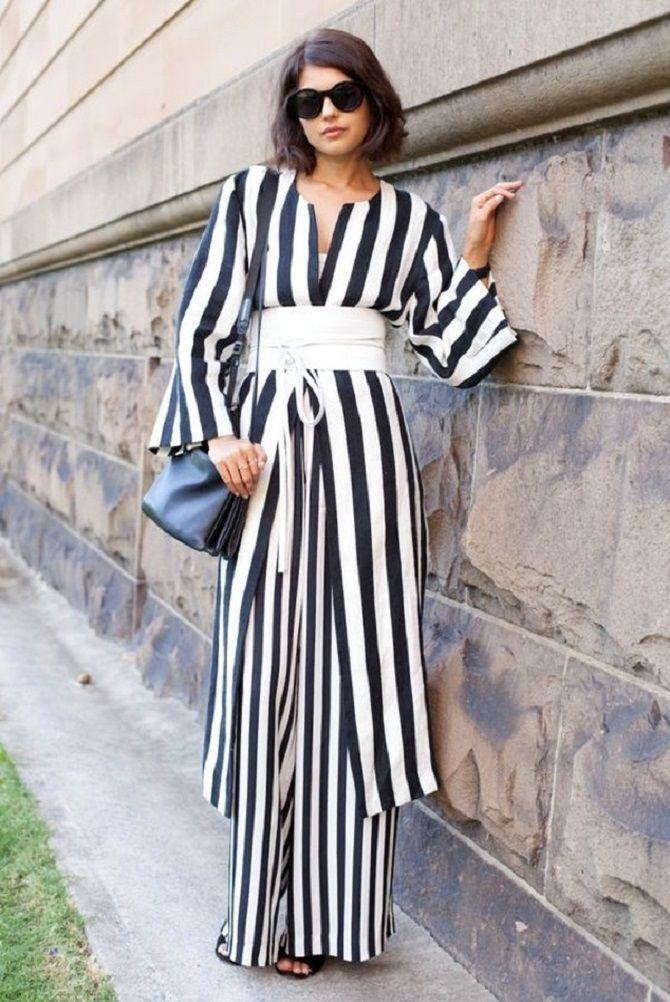 Как сделать фигуру стройнее: иллюзия одежды и аксессуаров 14