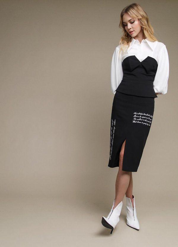 Как сделать фигуру стройнее: иллюзия одежды и аксессуаров 16
