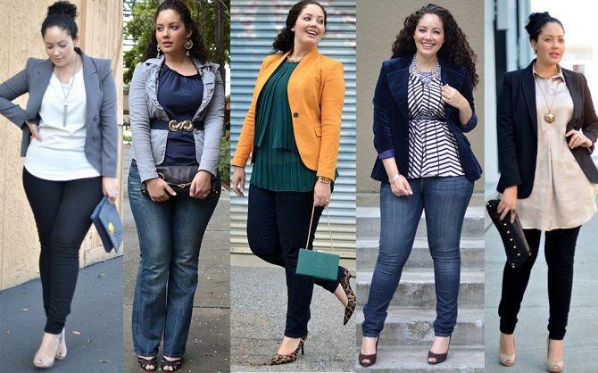 Як зробити фігуру стрункішою: ілюзія одягу та аксесуарів 32
