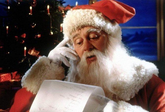 Лист дідові Морозу: як написати і що попросити 1