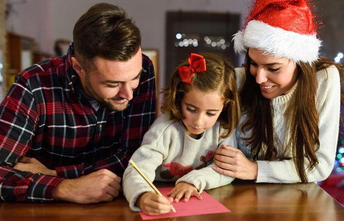 Лист дідові Морозу: як написати і що попросити 2