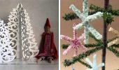 Новогодние поделки в школу: 5+ креативных идей