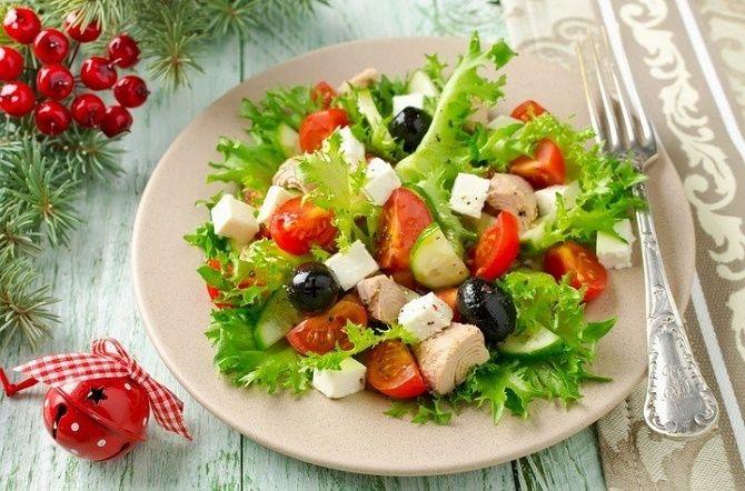 5 швидких салатів на Новий рік 2021 7