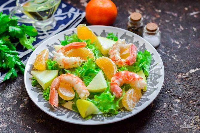 5 швидких салатів на Новий рік 2021 10