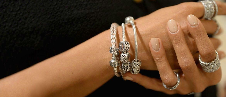 Серебряные браслеты как часть вашего образа