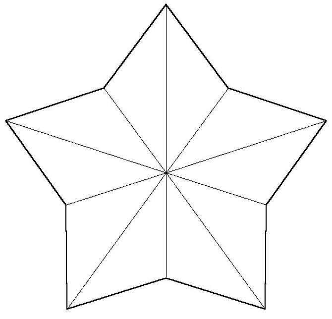 Звезда на елку своими руками: 5 творческих идей 2