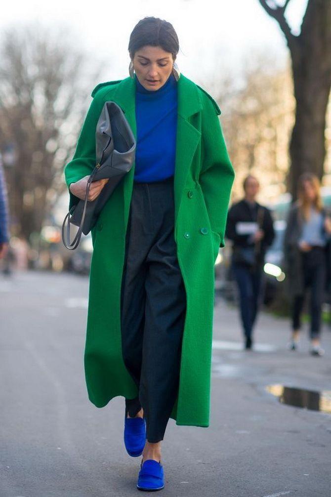 Шерстяные брюки — модный лук зимнего сезона 18