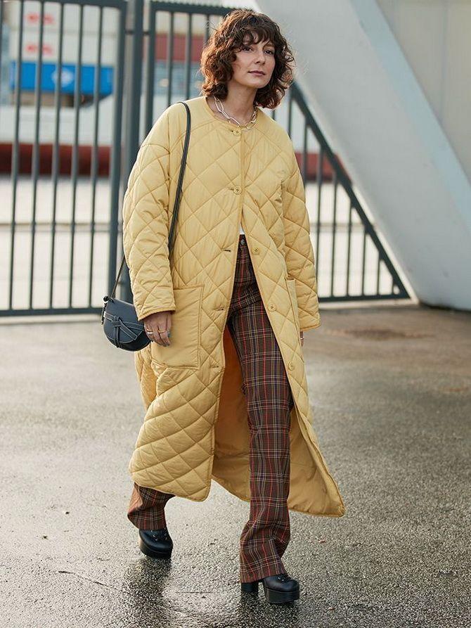 Шерстяные брюки — модный лук зимнего сезона 17