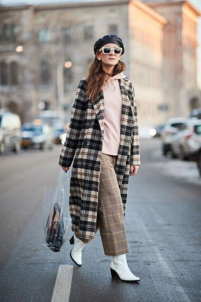 Шерстяные брюки — модный лук зимнего сезона 14