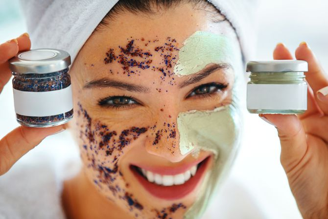 Рецепти краси: кращі домашні скраби для обличчя 1