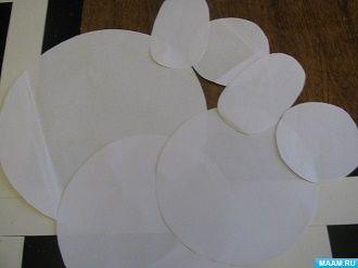 Как сделать снеговика из ватных дисков – лучшие новогодние поделки 14