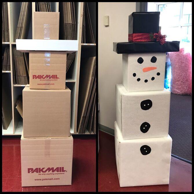 Новогоднее волшебство своими руками: 50 идей снеговика 18