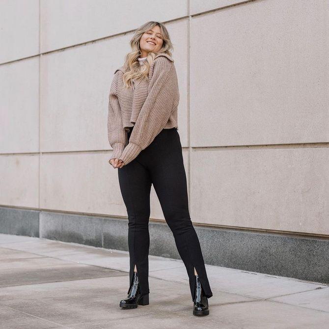 Кашеміровий светр – новий тренд холодного сезону 7
