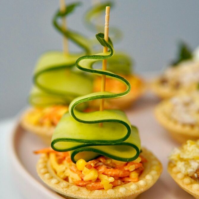 7 оригінальних начинок для тарталеток: зустрінемо Новий рік смачно 2