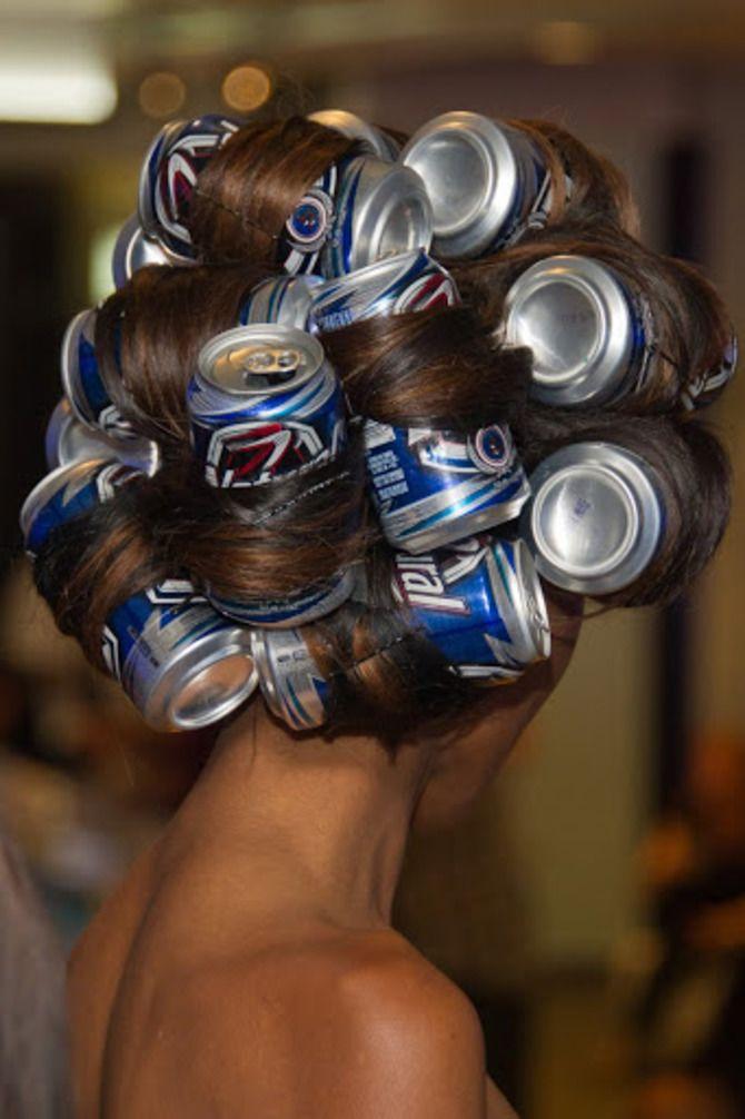 Секреты модных укладок волос феном, утюжком, плойкой 2