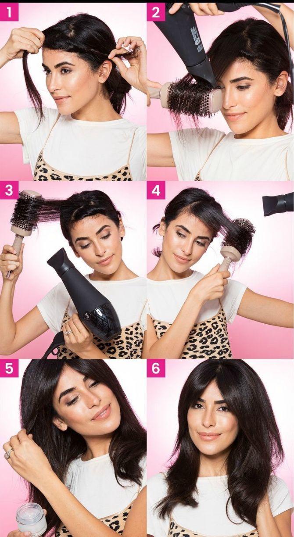 Секреты модных укладок волос феном, утюжком, плойкой 13
