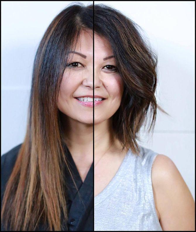 Секреты модных укладок волос феном, утюжком, плойкой 3