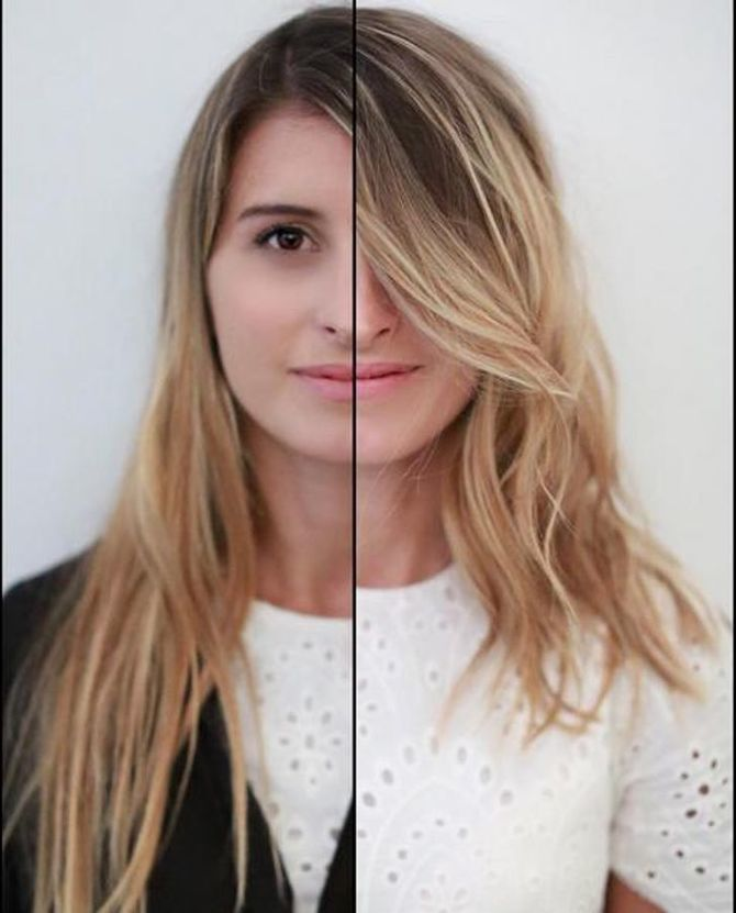 Секреты модных укладок волос феном, утюжком, плойкой 4