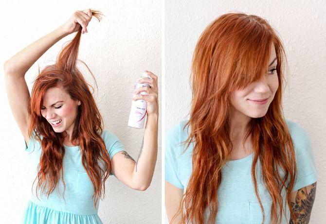 Секреты модных укладок волос феном, утюжком, плойкой 7