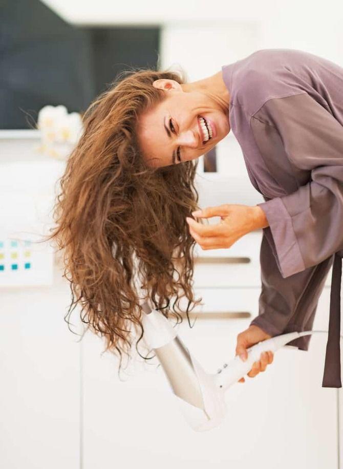 Секрети модних укладок волосся феном, щипцями, плойкою 8