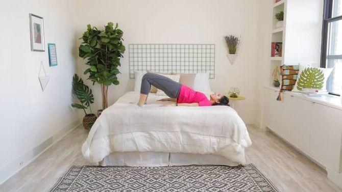 Тренування для ледачих: 11 вправ у ліжку для тонусу тіла 2