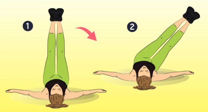 Тренування для ледачих: 11 вправ у ліжку для тонусу тіла 4