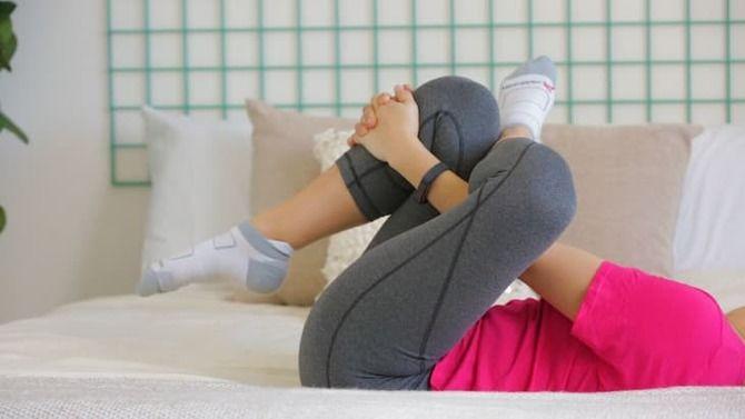 Тренування для ледачих: 11 вправ у ліжку для тонусу тіла 5