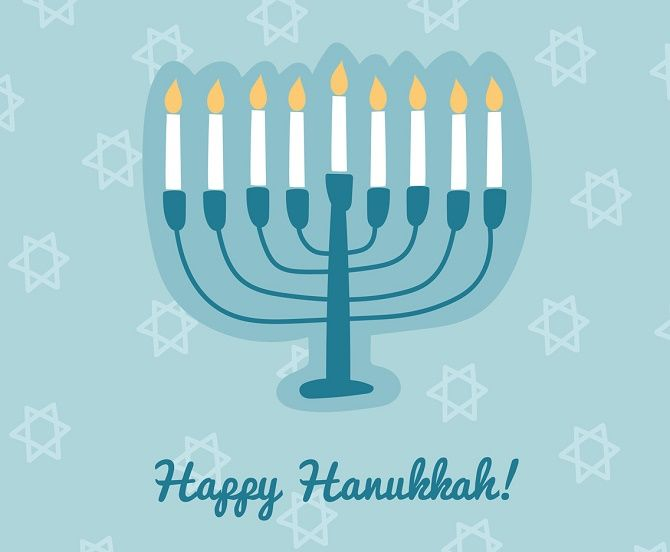 Ханука 2020: милі привітання в головне єврейське свято 3