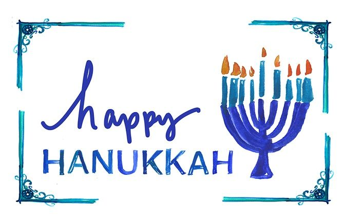 Ханука 2020: милі привітання в головне єврейське свято 4