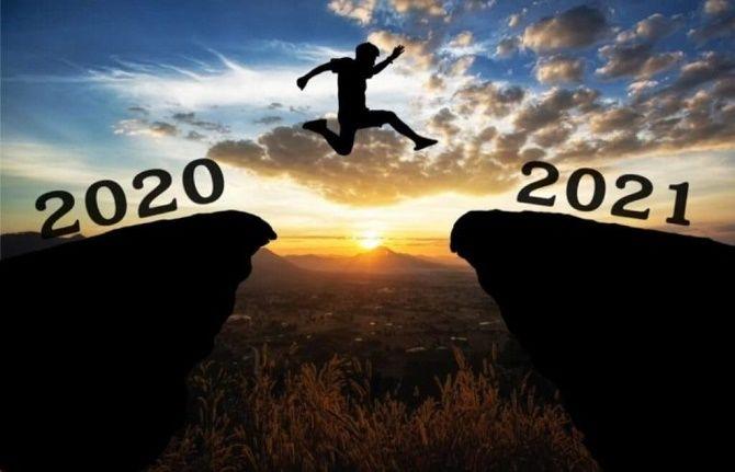 Чудові привітання з Новим роком 2021: листівки і картинки в рік Бика 10