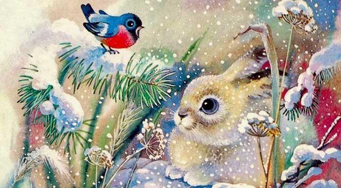 Чудові привітання з Новим роком 2021: листівки і картинки в рік Бика 11