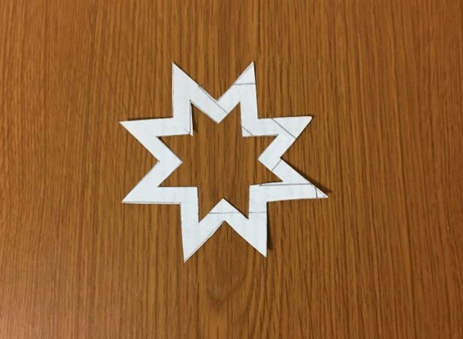 Звезда на елку своими руками: 5 творческих идей 16