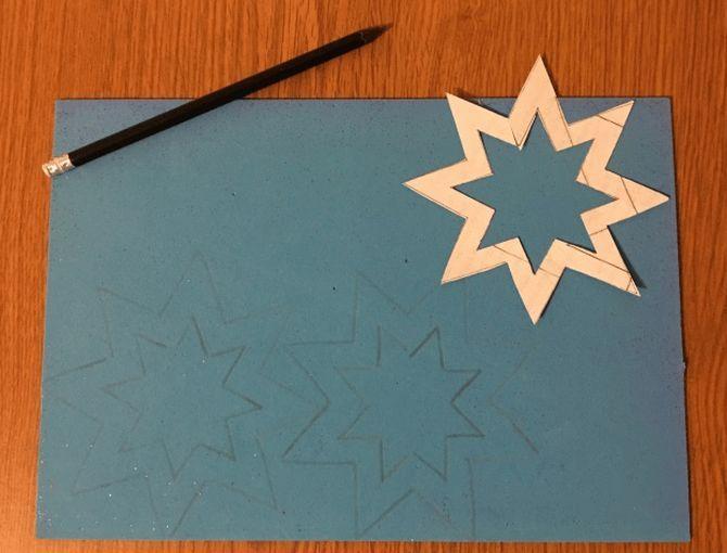 Звезда на елку своими руками: 5 творческих идей 17