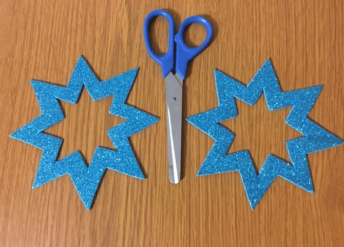 Звезда на елку своими руками: 5 творческих идей 18