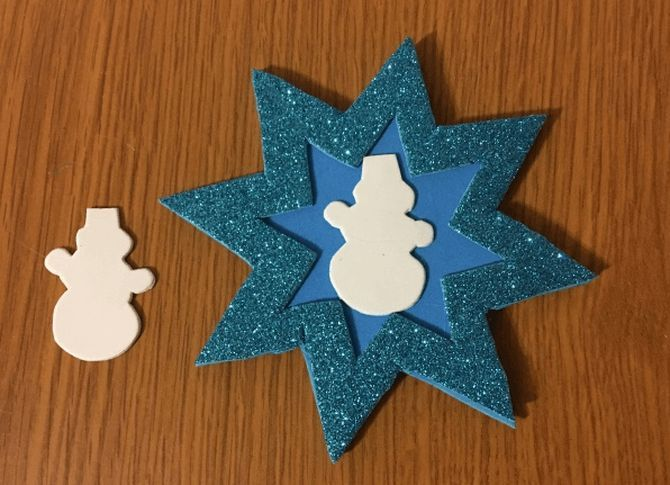 Звезда на елку своими руками: 5 творческих идей 21