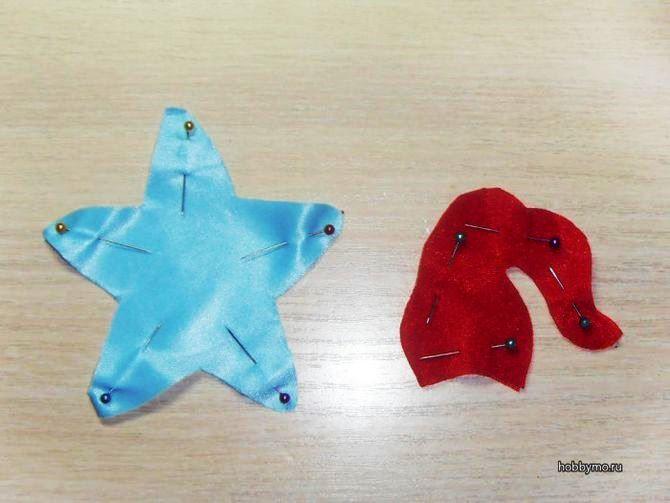 Звезда на елку своими руками: 5 творческих идей 31