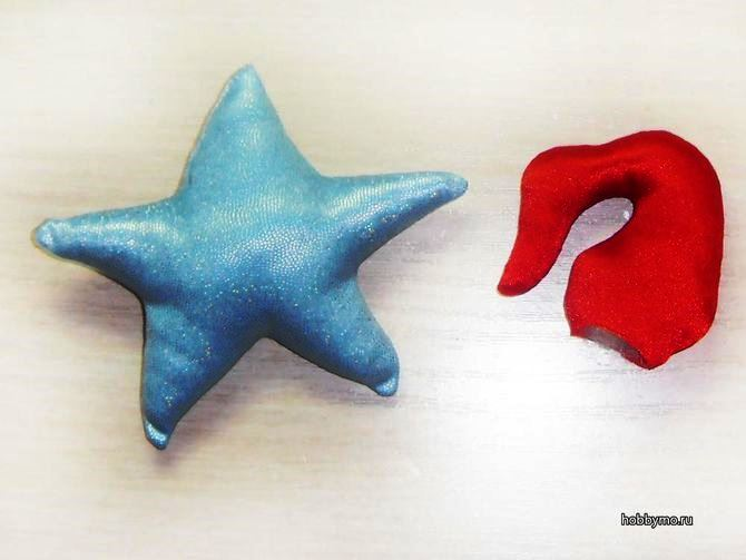 Звезда на елку своими руками: 5 творческих идей 32
