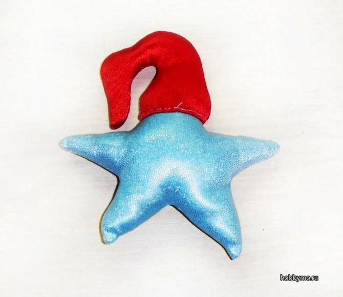 Звезда на елку своими руками: 5 творческих идей 33
